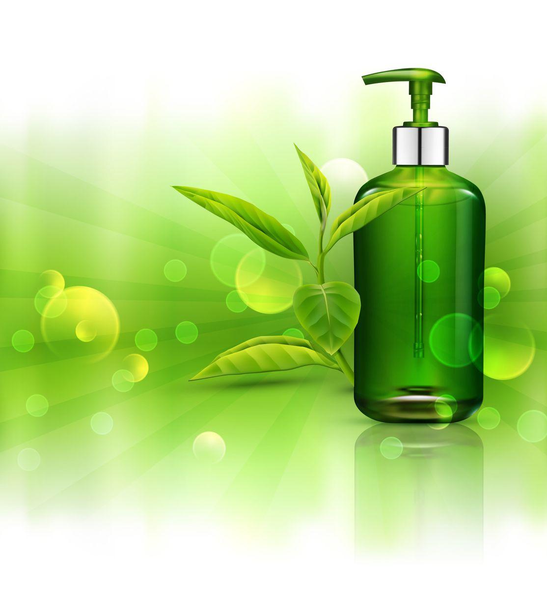 zielony zapach w chemii gospodarczej